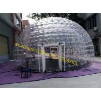 Wholesale giant outdoor dome tent for sale giant clear event tent from china suppliers