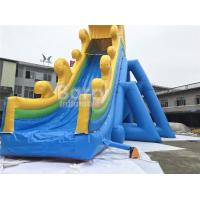 Wholesale Custom Made PVC Tarpaulin Commercial Giant Inflatable Slide With 20 Years Experience from china suppliers