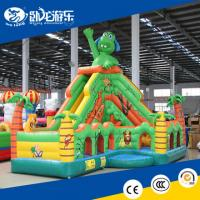 Wholesale Excellent Quality inflatable slide/inflatable bouncer slide/inflatable slip slide from china suppliers