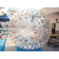 Wholesale 2012 Top sale shining inflatable roller ball from china suppliers