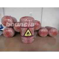 Wholesale 0.9mm Commercial Grade PVC Tarpaulin Inflatable Paintball Bunker for Paintball Game from china suppliers
