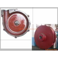 Wholesale Higher Efficiency Vertical Centrifugal Pump Parts Slurry Pump Expeller OEM Available from china suppliers