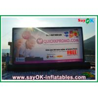 Wholesale PVC Inflatable Movie Screen Inflatable Billboard L9M x H5M For Advertising from china suppliers