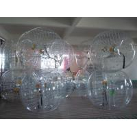 Wholesale High Durability Customers design 0.9mm PVC tarpaulin  Inflatable Zorb Ball from china suppliers