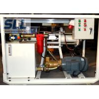 China Fluid Drive High Pressure Grout Pump on sale