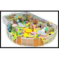 China Kids Amusement Park Used Playground Indoor for Sale Indoor Soft Playground on sale