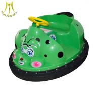 Wholesale Hansel children amusement park coin operated electric bumper car for rental from china suppliers