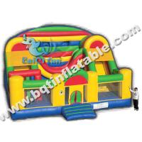Wholesale Hot sell Inflatable gaint obstacle course,inflatable funcity from china suppliers