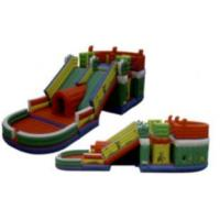 Wholesale Outdoor Inflatable Slides from china suppliers