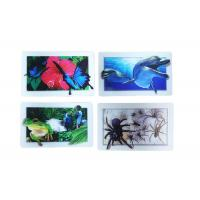 Wholesale Customized 3D Fridge Magnets Size 7x11cm Or 7x9cm CMYK 4 Colors Printing from china suppliers
