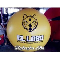 Wholesale Customized Inflatable Helium Balloon with Printing Logo for Sale from china suppliers