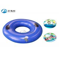 Wholesale Single Circle Ring Inflatable Water Games Cute Safety OEM Size For Kids from china suppliers