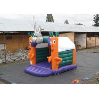 Wholesale Party Used Small Kids Inflatable Jumping Castle With Carrot And Rabbit 4X4M from china suppliers
