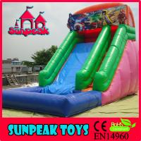 Buy cheap WL-1840 Classic Aqua Park Inflatable Water Slide Supplier/Factory from wholesalers