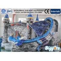 Wholesale Professional Personality Dragon Inflatable Slide Commercial With Slide from china suppliers