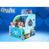 Wholesale Frozen Sharpshooter Arcade Water Shooting Video Game Machine Redemption Gashapon For Kids from china suppliers