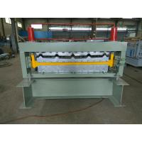 Wholesale Double Layer Metal Roofing Corrugated Steel Sheet Wall Panel Roll Forming Machine from china suppliers