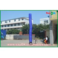 Wholesale Blue Inflatable Guy Air Sky Dancer With Bottom Blower Wedding Use from china suppliers
