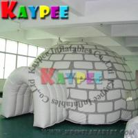 Wholesale Hight quality Snow dome,inflatable dome,PVC Tent for outdoor use KCT007 from china suppliers