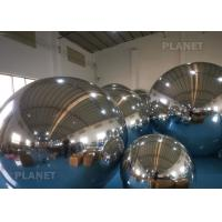 Wholesale Double Layer Inflatable Mirror Ball Environmentally Easy To Carry from china suppliers
