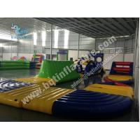Wholesale Inflatable water games,Aqua run inflatable,aqua zone inflatable,water obstacle from china suppliers