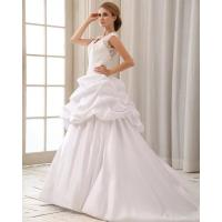 Wholesale Short Cocktail Party Dresses Romantic Lace Cap Sleeve Halter Neck Wedding Dresses With Heart from china suppliers