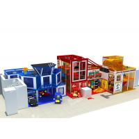 Wholesale Police Station Series Indoor Playground Equipment To Bring Kids Happiness Health And Wisdom from china suppliers