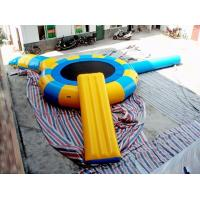 Wholesale 2014 high quality small inflatable water trampoline from china suppliers