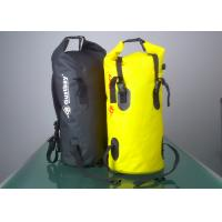 Wholesale PVC Waterproof Dry Tube Bag Shoulder Bag Backpack Seal Handbag Water Sport Sack from china suppliers