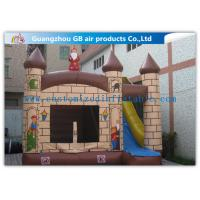 China Lovely combo inflatable castle inflatable bouncy house jump bouncer for funny on sale