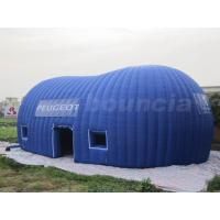 Wholesale Blue Color 210D Coated Nylon Inflatable Event Tent For Sale / Tent Inflatable Price from china suppliers