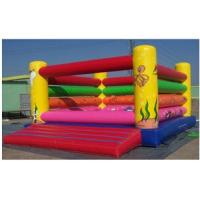 Buy cheap Colourful Inflatable combo bouncer, air castle from wholesalers