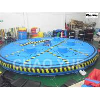 Wholesale Newest Inflatable Rotary Mechanical Game (CYSP-605) from china suppliers