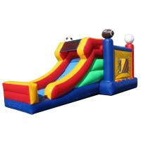 Wholesale inflatable bouncy slide from china suppliers