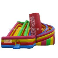 Wholesale exciting and joyful water slide with good price, outdoor used water slides for sale from china suppliers