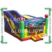 China Playing Inflatable Bouncer Toy Fire Retardant Bouncing House on sale
