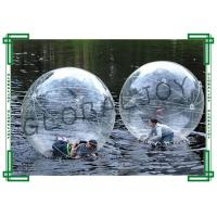 China Outdoor Play PVC Inflatable Water Walking Ball Balloon 2m Diameter on sale