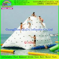 Wholesale Water Sports Equipment Inflatable Ice Climbing Mountain,Best Selling Inflatable Icebergs from china suppliers