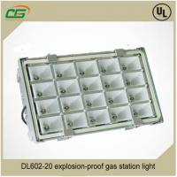 Wholesale Cree Waterproof 3300K Gas Station IP65 LED Canopy Light 10000 Lumen , CE Explosion Proof LED Lighting from china suppliers