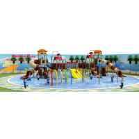 China Fun Water Park Playground Equipment Safe Entertaining ISO9001 Certificate on sale
