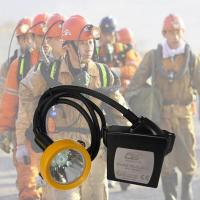 Wholesale 15000lux Waterproof Kl5lm Rechargeable Mining Hard Hat LED Lights from china suppliers