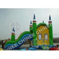 Wholesale Inflatable castle with slide from china suppliers