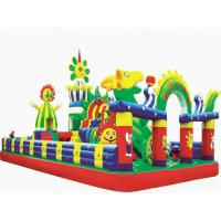 Buy cheap Inflatable bouncer, Inflatable castle, Inflatable trampoline, Inflatable slide from wholesalers