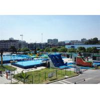 Wholesale Hot sale Steel Frame Swimming Pool for rental from china suppliers