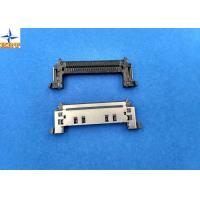 Wholesale Single Row SATA Connectors 0.5mm Pitch 50V AC / DC SMT Inventer ATA Connectors from china suppliers