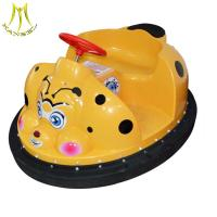 Wholesale Hansel China cheap shopping mall mini childrenelectric ground bumper car from china suppliers