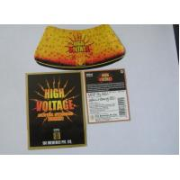Wholesale Anti Ultraviolet Metalized Labels Wet Strength Paper Beer Body Label Four Or Six Colors from china suppliers