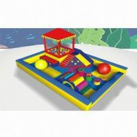 Safe and Durable Playground Equipment/Toddler Play Area, Measures 5 x 3.5 x 2.5m