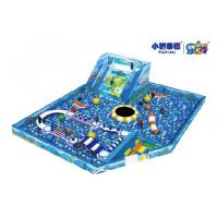 Wholesale Colorful Children'S Ball Pit Balls , Play Center Inflatable Plastic Ball Pool Balls from china suppliers