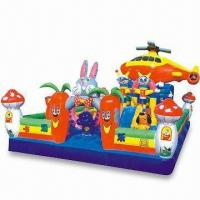 Buy cheap Inflatables Toy/Castles, Conforms To EN and RoHS Standards from wholesalers